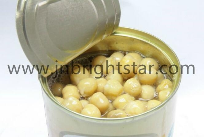 Canned Chick Peas 1