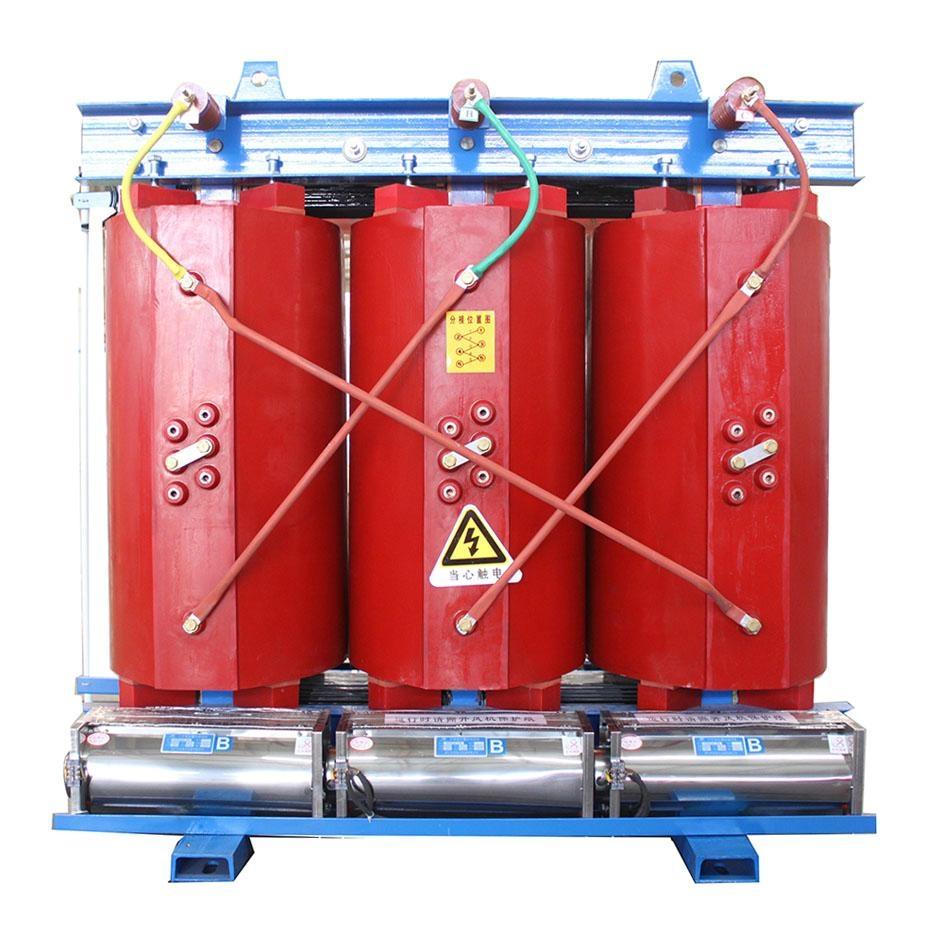 SCB11-100/10干式變壓器 1