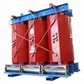 SCB11-100/10干式變壓器 2