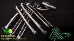 户外夜光求生伞绳编织手链