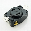 30A125VLocking Receptacle