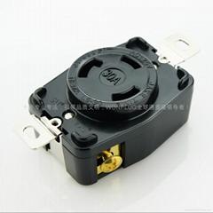 30A125V发电机插座