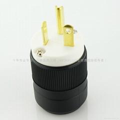 UL Plug 6-20P(250V 20A)