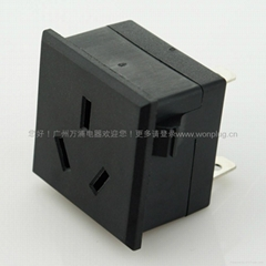 CN Receptacle WP-802