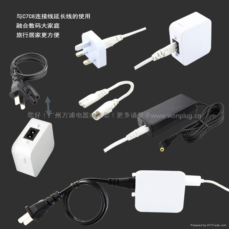 4.2A 4USB Universal Travel Charger 7