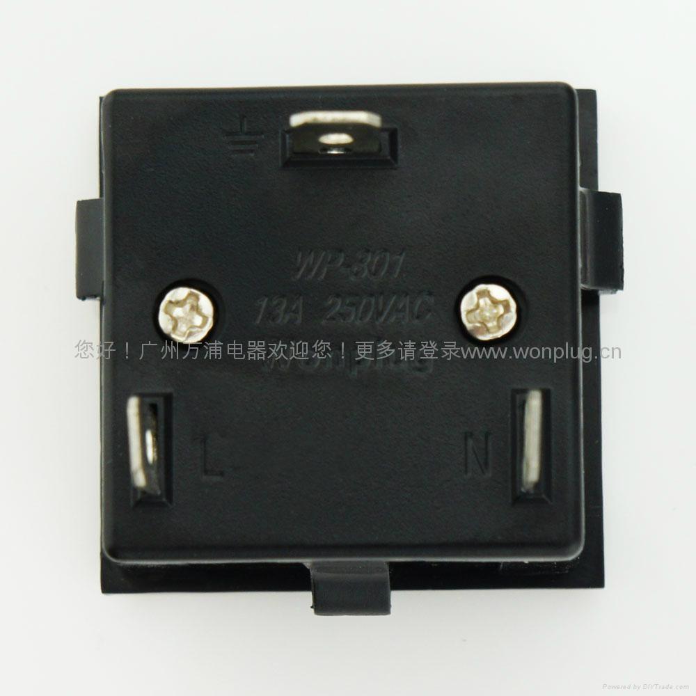 travel plug adapter type c