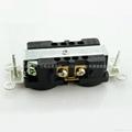 15A 250V 雙聯插座 2