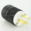 15A 125V UL Power Plug 515P