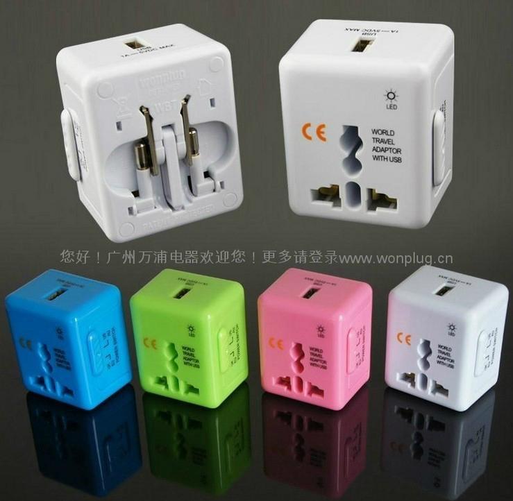 USB多功能转换插座