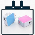4.2A 4USB Universal Travel Charger 5