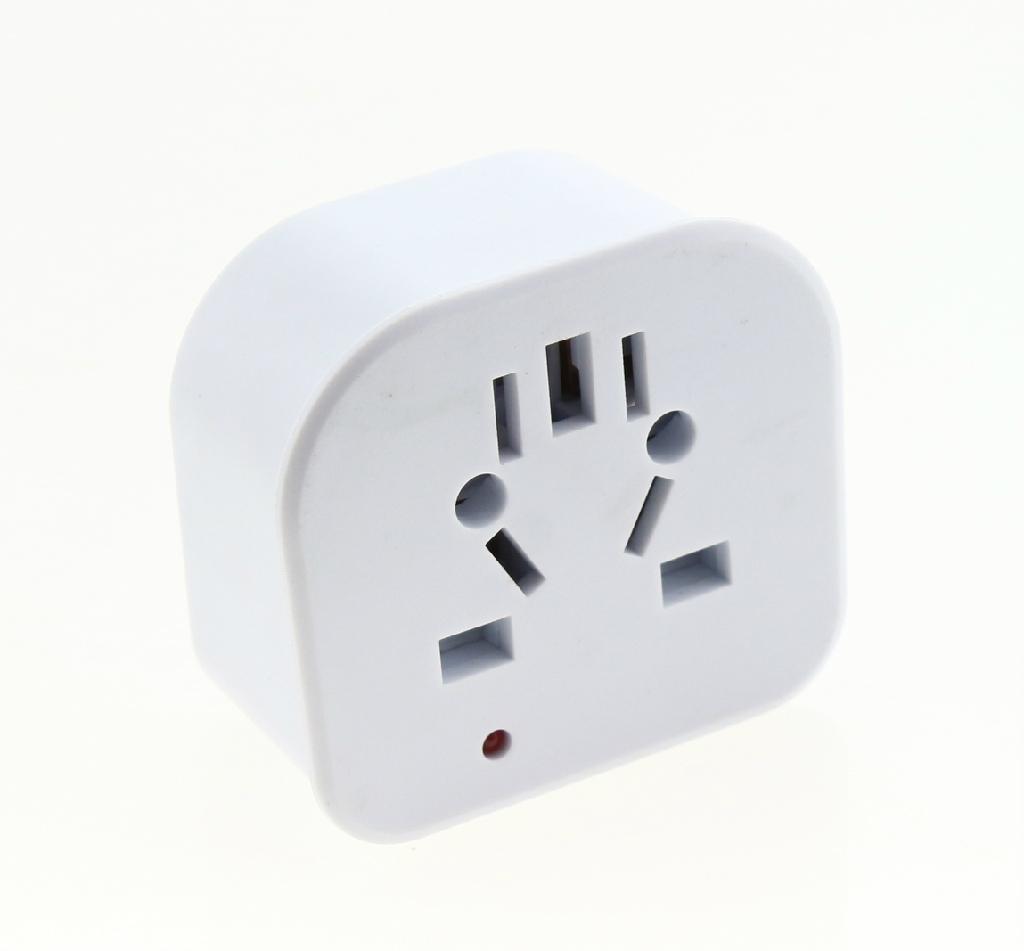 USB转换插座