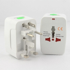 All-in-one travel adapte