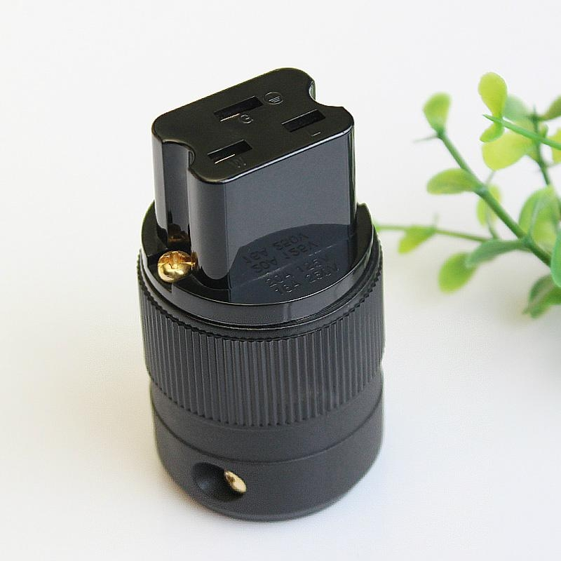 20A Connector 320C19, HIFI Plug 1