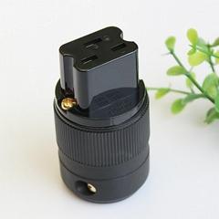 20A Connector 320C19, HIFI Plug
