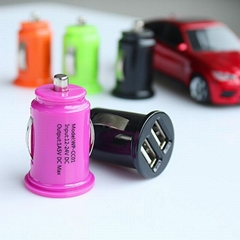 迷你USB車充