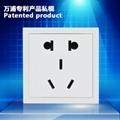 China New standard socket