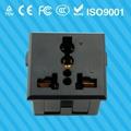 电源输出插座