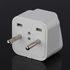 Universal to Euro Plug Adaptor WP-9A
