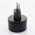 25 Schuko to Swiss Converter Plug