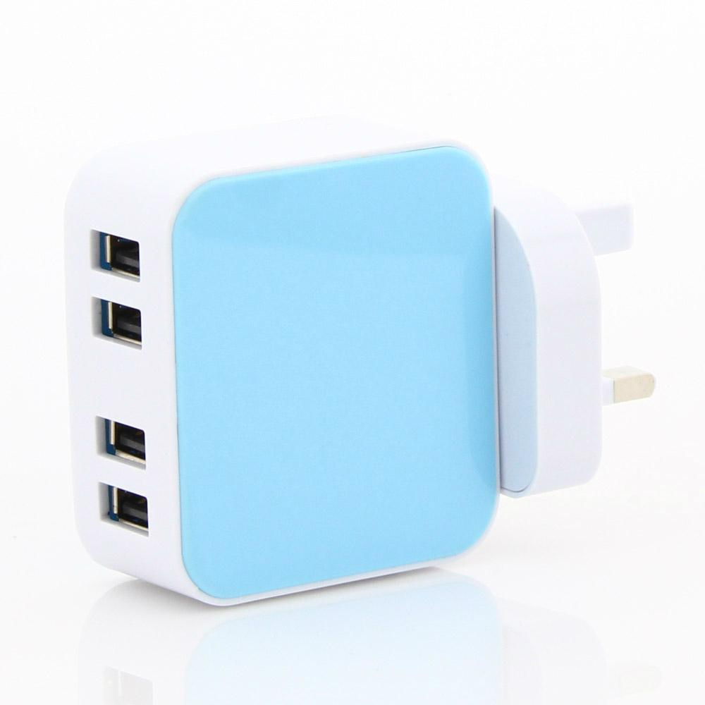 4.2A 4USB Universal Travel Charger 2