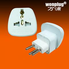 Swiss Travel Adapter WPS