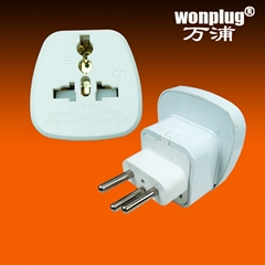 Swiss Travel Adapter WPS-11A