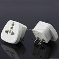 2 Flat Pin Plug Adaptor WPS-6