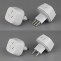 EU travel plug adapter