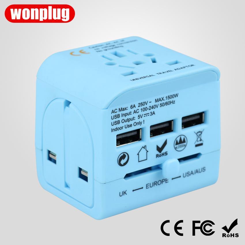 world travel plug adapter