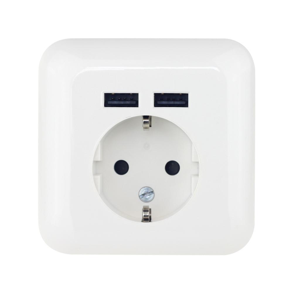 USB牆壁插座