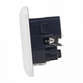 germany 16A 2.1A USB wall socket usb charging outlet receptacle 4