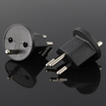 20Schuko to Swiss Converter Plug (Earthed)