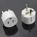 USA to Schuko Plug Adapter