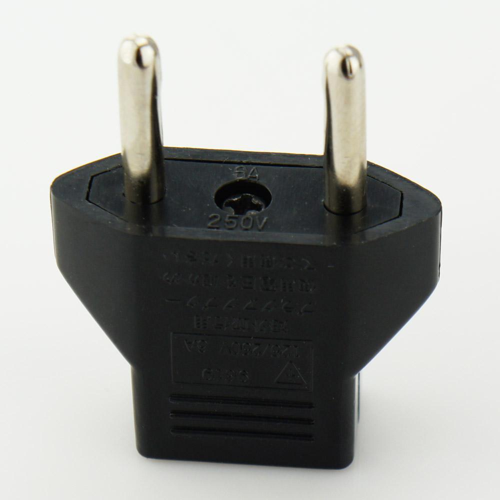 扁孔轉圓插頭WP-06 1