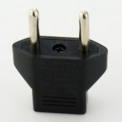 扁孔转圆插头WP-06