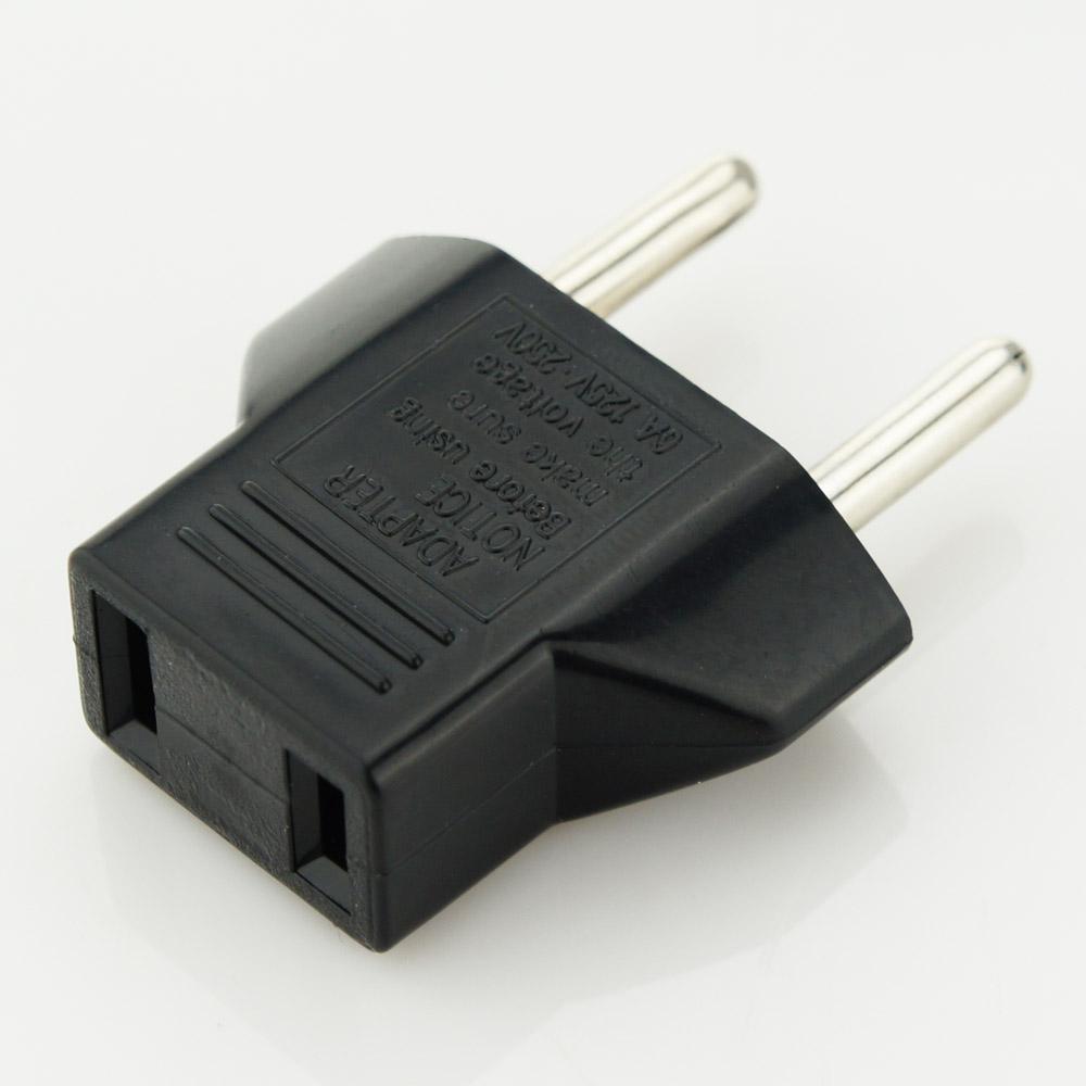 扁孔轉圓插頭WP-06 2