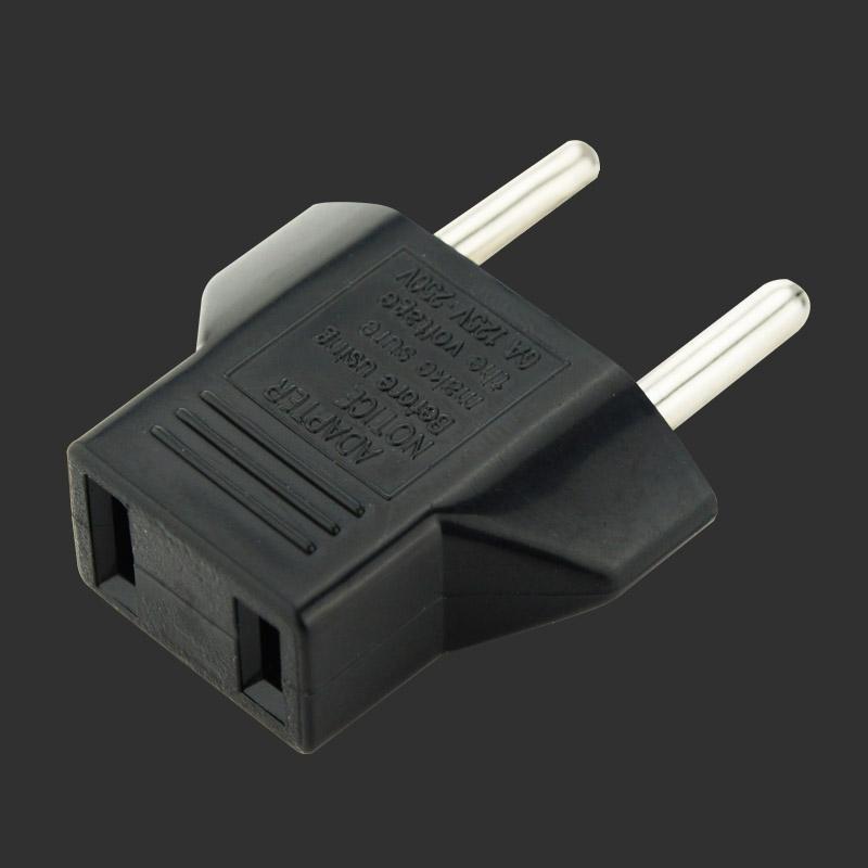 扁孔轉圓插頭WP-06 3