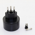 Euro to Italy Plug Adapter