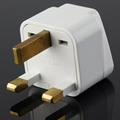 Universal to UK Plug Adaptor WP-7