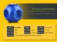 3USB Europe power strip multi Socket Outlets for Korea/Germany/France/Denmark 18