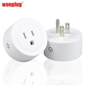 US Automation Outlet Support Alexa Wall Socket US Wifi Switch Smart Home Plug