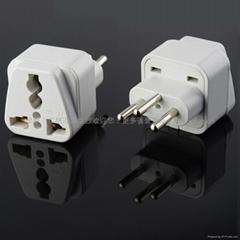 Universal to Brazil universal adapter plug WP-12BR