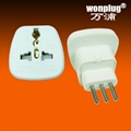 Italy Plug adapter WPS-12