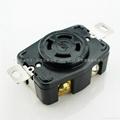 20A125V250V發電機插