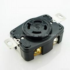 20A125V250V發電機插座