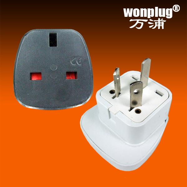 Uk To China Plug Adapter Wps 16uk Wonplug China
