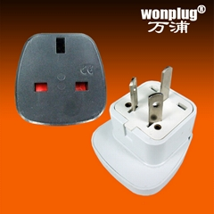 UK To China Plug Adapter