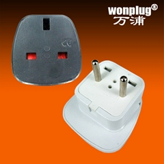 UK to Euro Plug Adapter