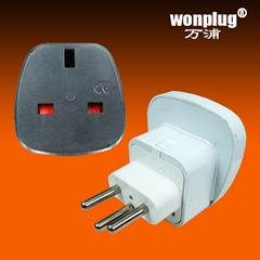 UK To Swiss Plug Adapter