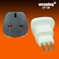 UK to Italy Plug Adapter